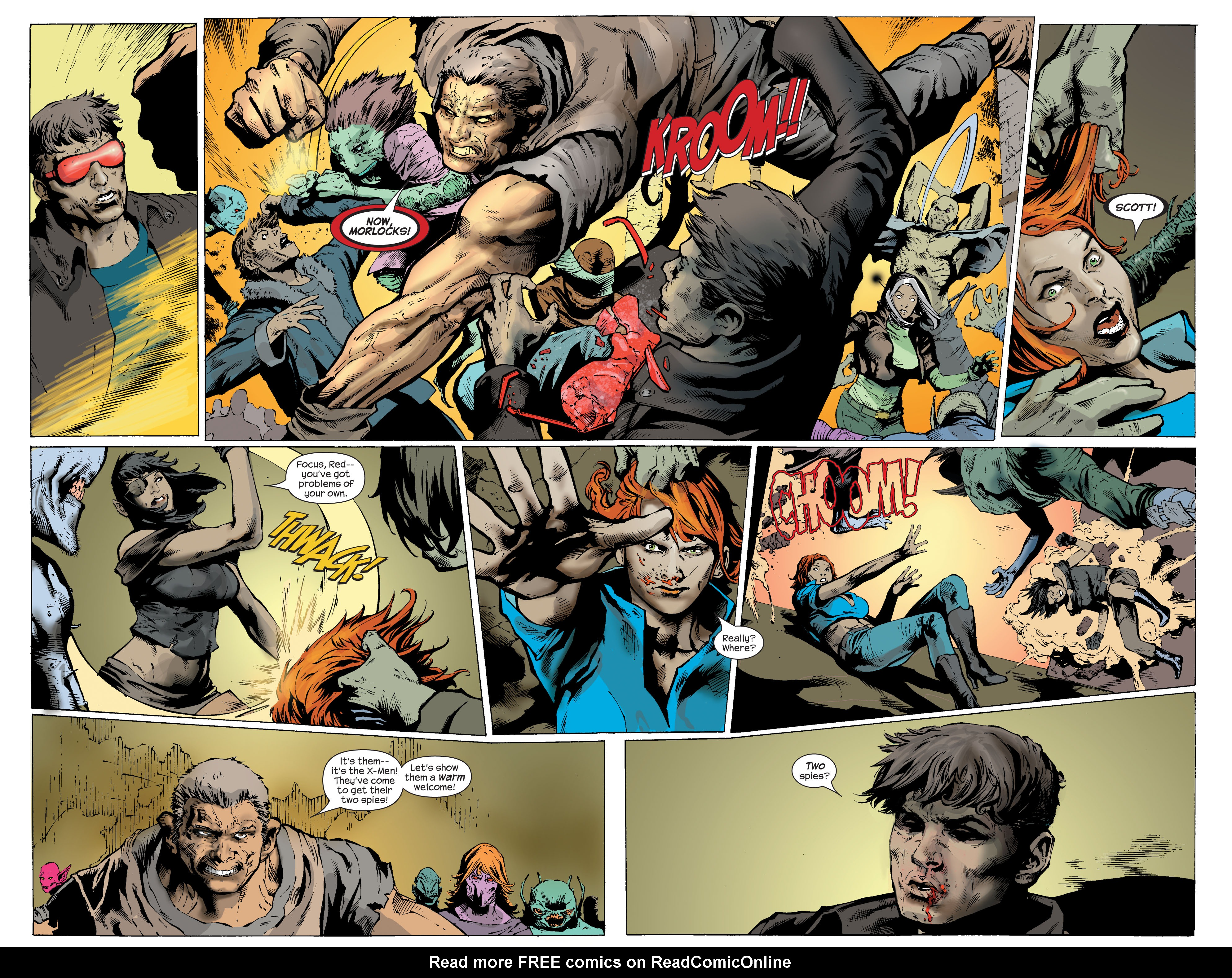 Read online Ultimate X-Men comic -  Issue #83 - 5