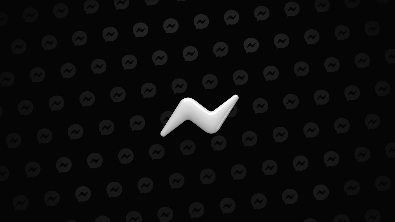 Dark-Mode-Messenger
