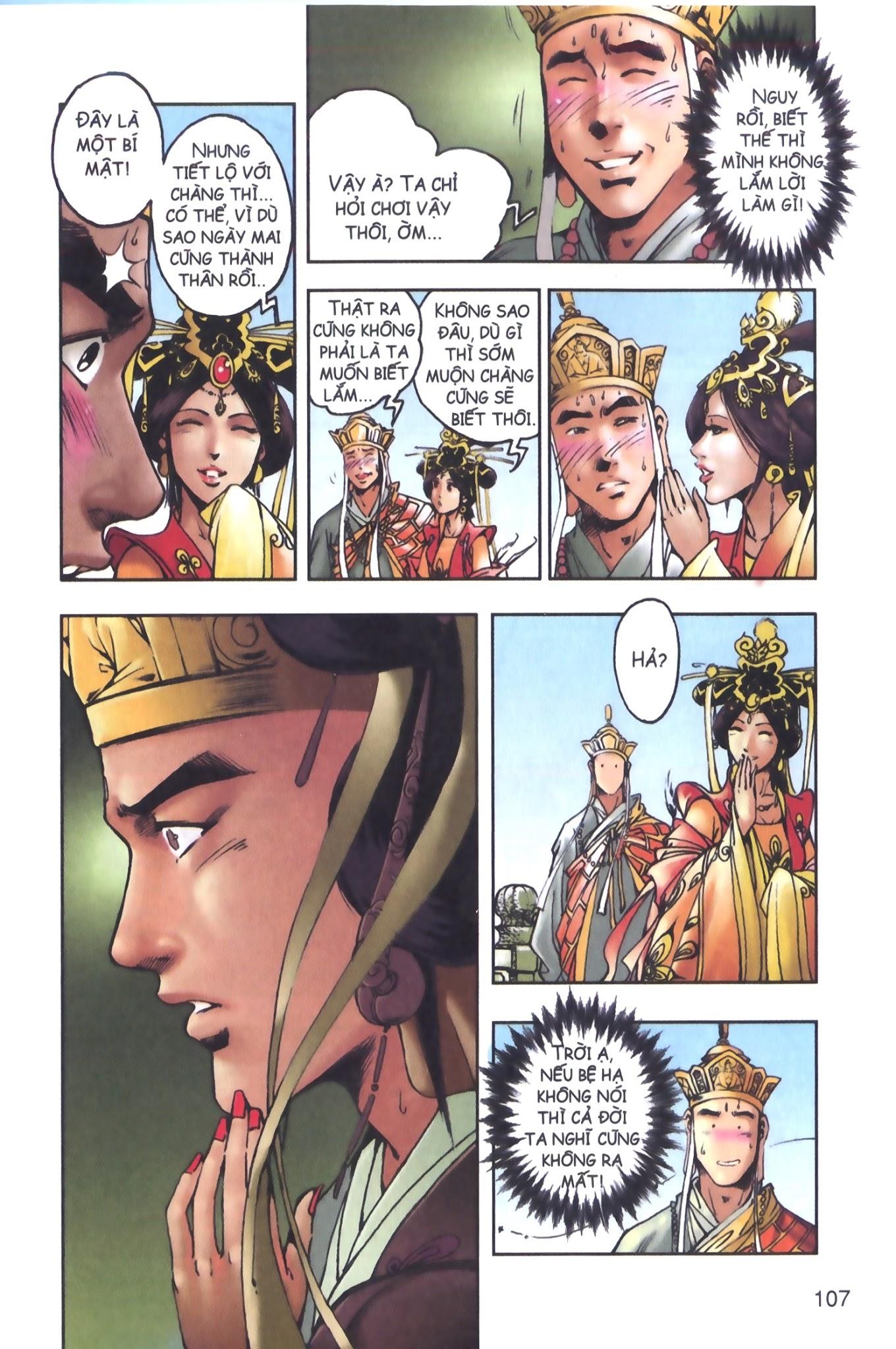 Tây Du Ký màu - Chapter 98 - Pic 38