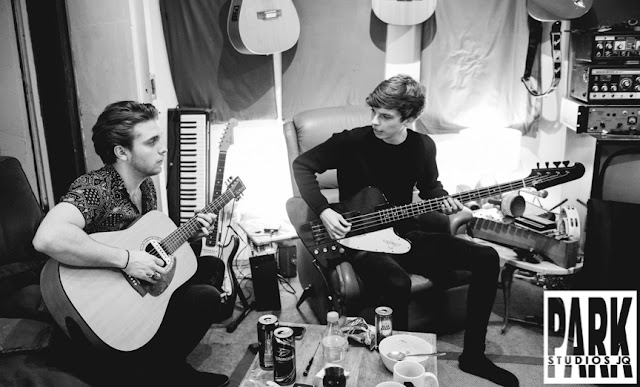 The Carnival Club EP | Birmingham Recording Studio | Park Studios JQ | writing songs