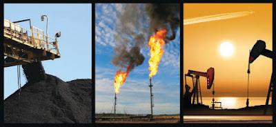 Formación de los Combustibles Fósiles