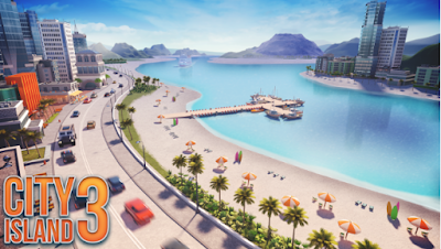 City Island 3: Building Sim APK-City Island 3: Building Sim MOD APK