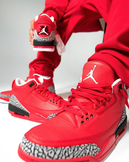 "size 40 6a69e 1877a DJ Khaled Unveils His Upcoming ""Grateful"" Air Jordan 3 Collaboration"