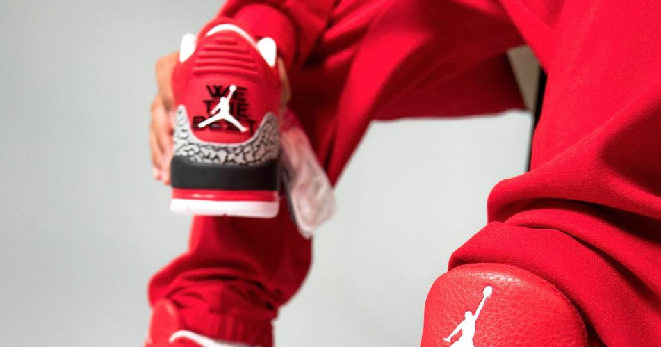 "eaff65b70d1b56 DJ Khaled Unveils His Upcoming ""Grateful"" Air Jordan 3 Collaboration"