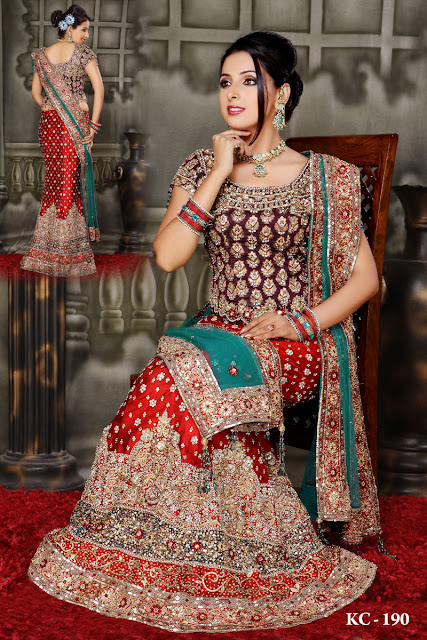 Indian Wedding Wears 2013