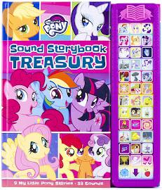 My Little Pony Sound Storybook Treasury Books