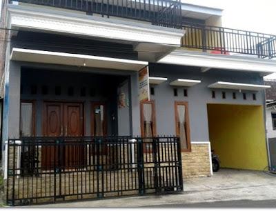 Homestay Aby Villa Murah Kota Batu