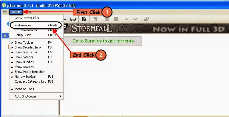How to Remove Sponsored Ads from uTorrent