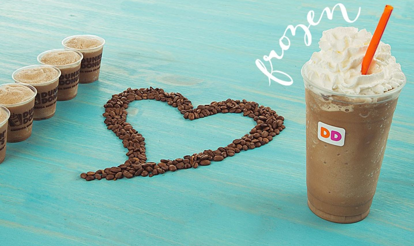 May 19 | Free Frozen Dunkin' Donuts Coffee