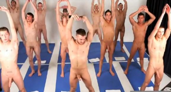 Naked Yoga for Men in Fort Lauderdale