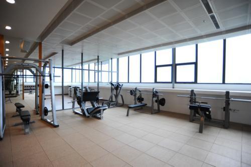 Phòng tâp Gym chung cư - The Pride Hải Phát HP