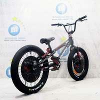 20 pacific batman lisensi Freestyle bmx