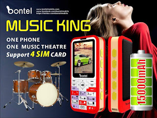 Buy Bontel MUSIC KING