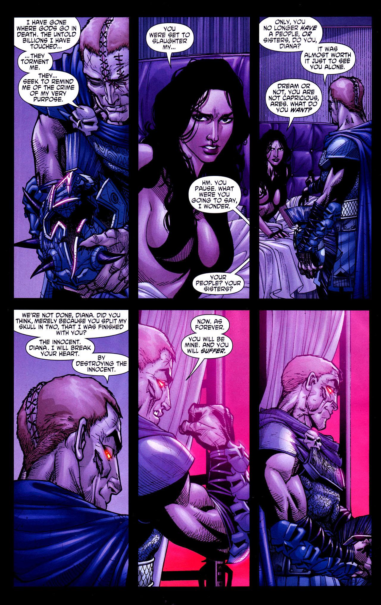 Read online Wonder Woman (2006) comic -  Issue #37 - 5