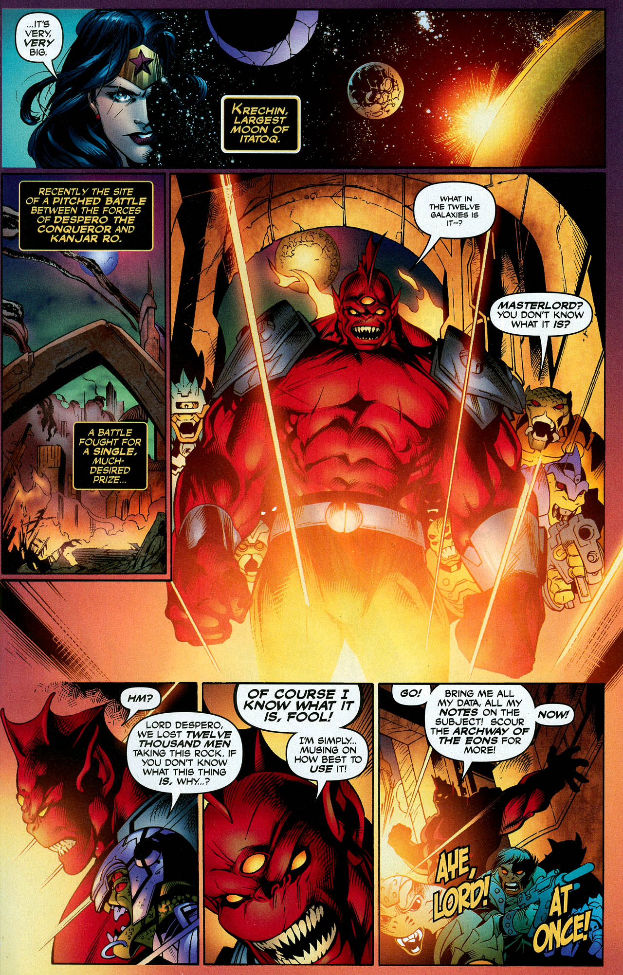 Read online Trinity (2008) comic -  Issue #7 - 16
