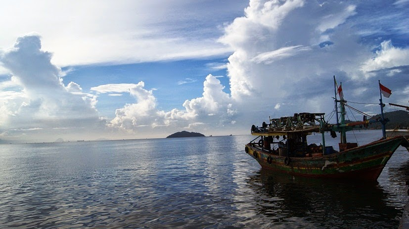 Pulau Kubur Lampung