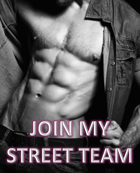 JOIN MY STREET TEAM