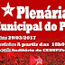 Plenária Municipal do PT
