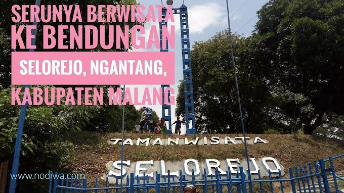 Serunya Berwisata ke Bendungan Selorejo, Ngantang, Kabupaten Malang