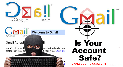 How dangerous could be if your Gmail Account is Hacked ?