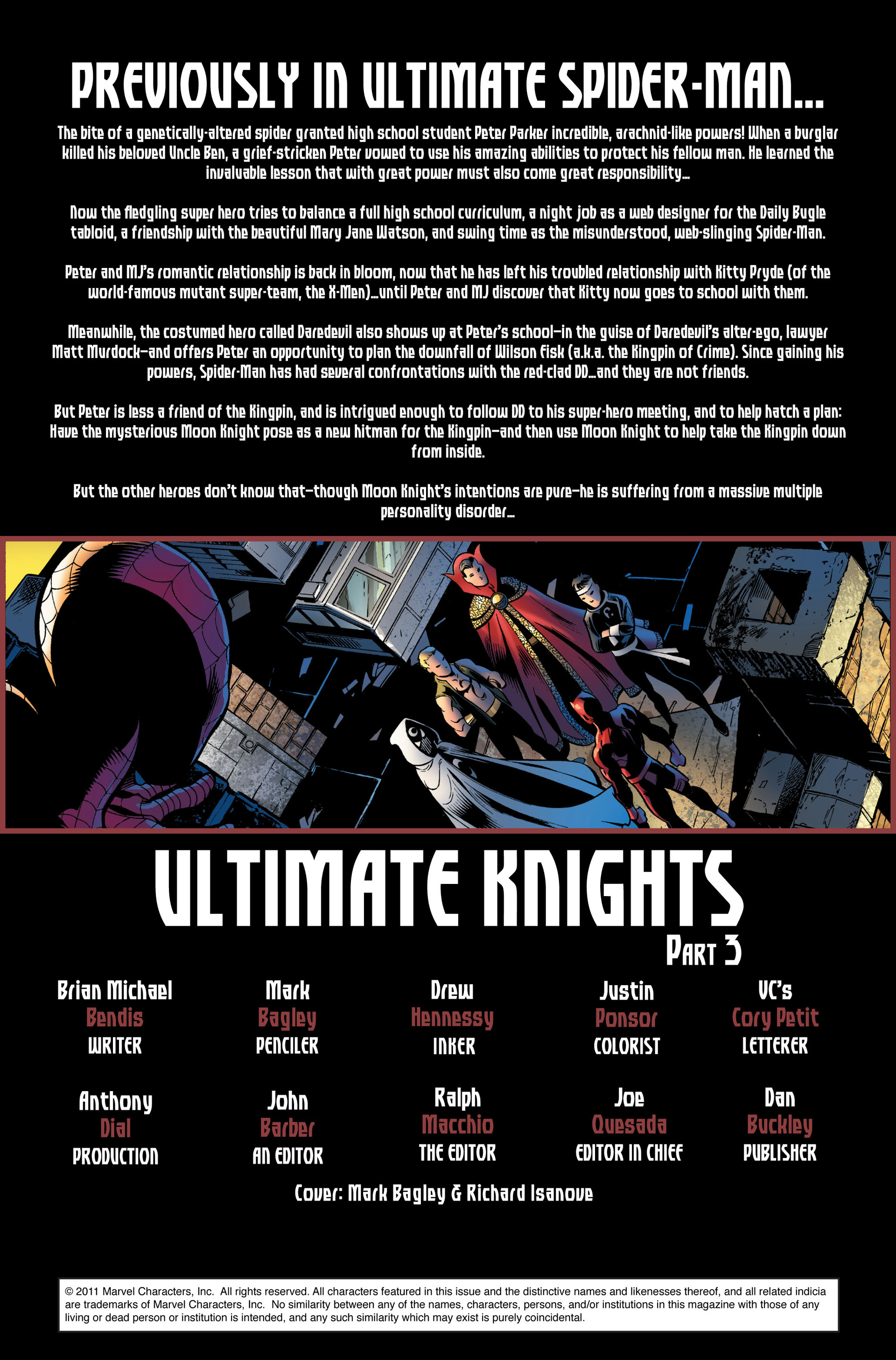 Read online Ultimate Spider-Man (2000) comic -  Issue #108 - 2