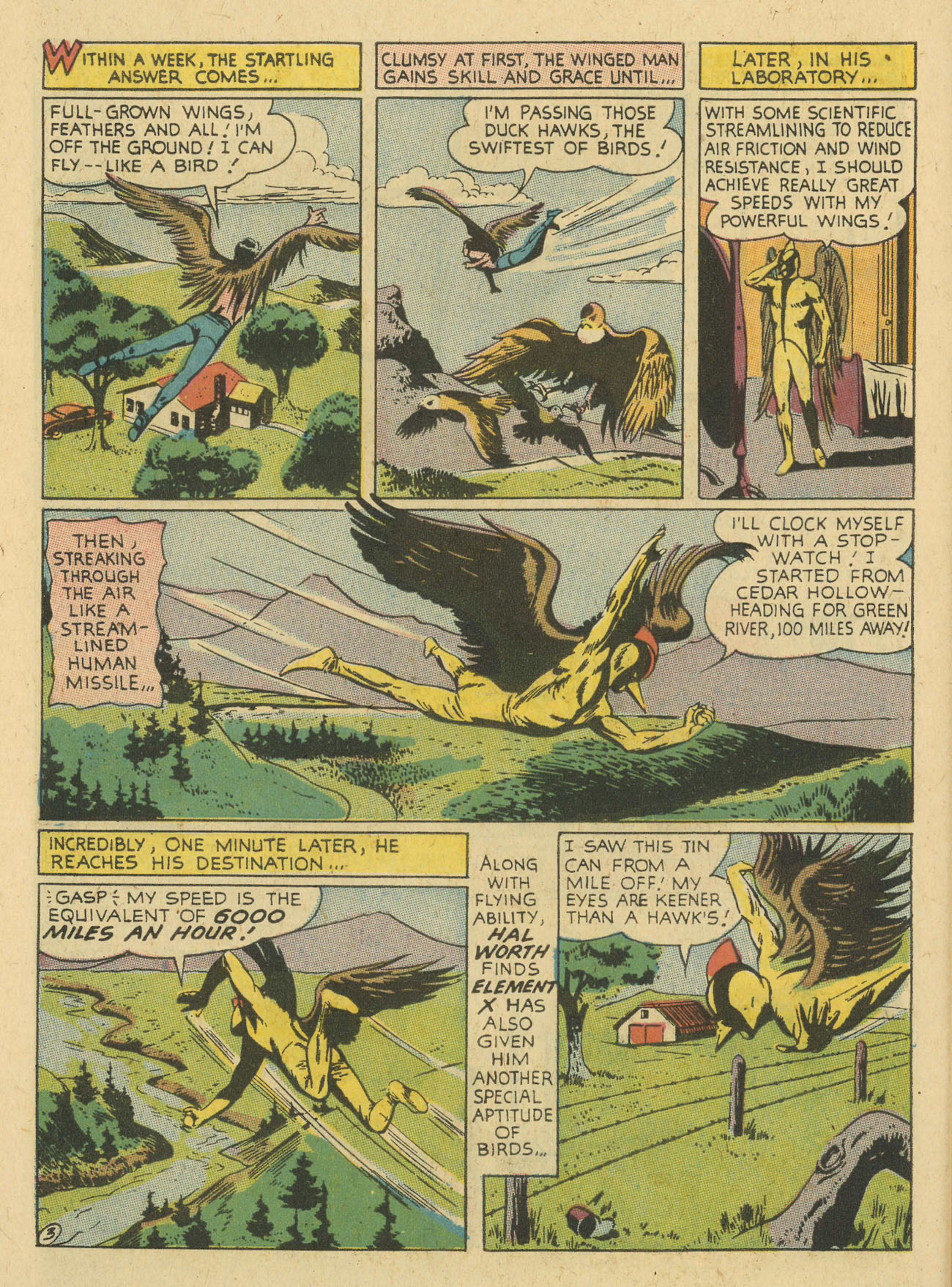 Hawkman (1964) issue 24 - Page 30