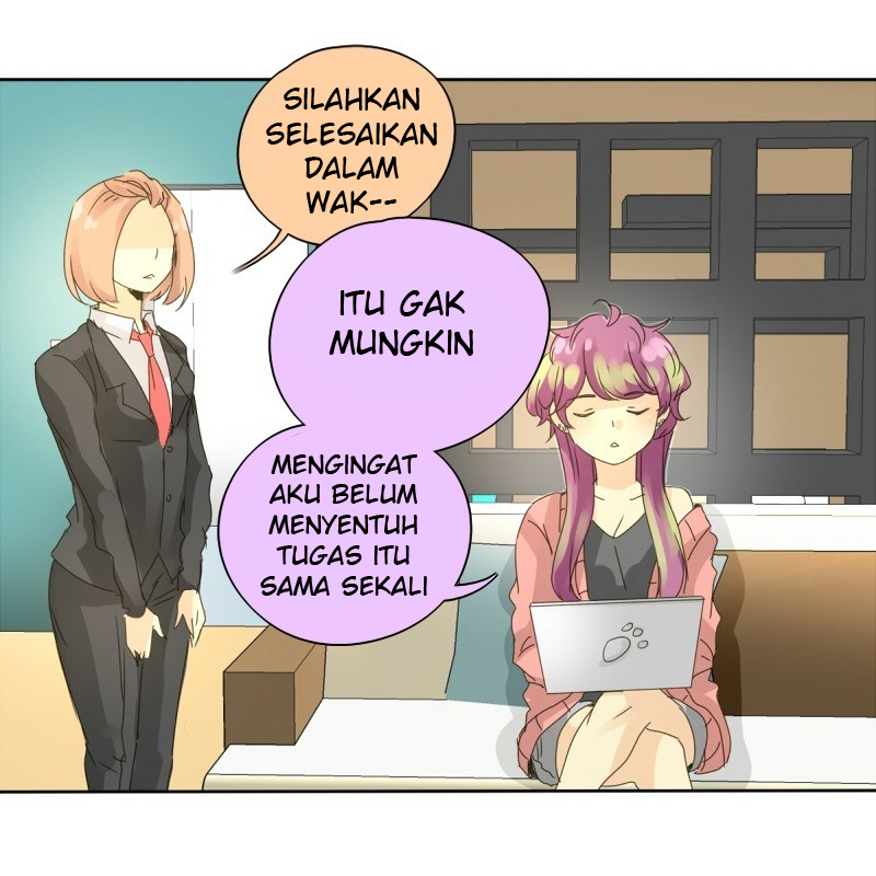 Webtoon UnOrdinary Bahasa Indonesia Chapter 51