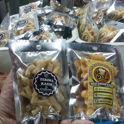 Free Goodies - Popia Simpulan Kasih Nestum dan Cheese