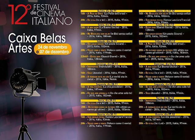f8c8c6aa8bb2f Este ano, o festival terá exibição de duas semanas, até 7 de dezembro, no  Cine Caixa Belas Artes e Unibes Cultural. Serão mostradas 16 produções ...