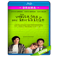 Las ventajas de ser invisible (2012) Full HD 1080p-720p Audio Dual Latino-Ingles
