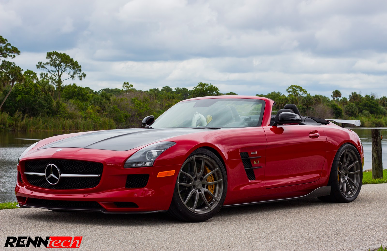 renntech news renntech sls amg gt final edition roadster. Black Bedroom Furniture Sets. Home Design Ideas