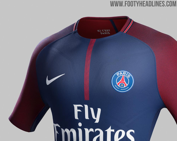 jersey psg dls 17