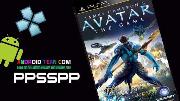 James Cameron's Avatar - The Game  ISO |PPSSPP Android