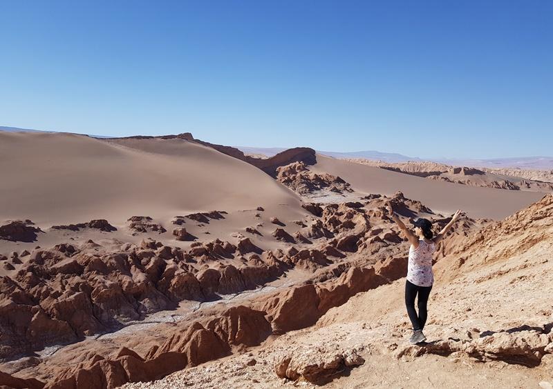 Principais passeios no Deserto: Valle de La Luna