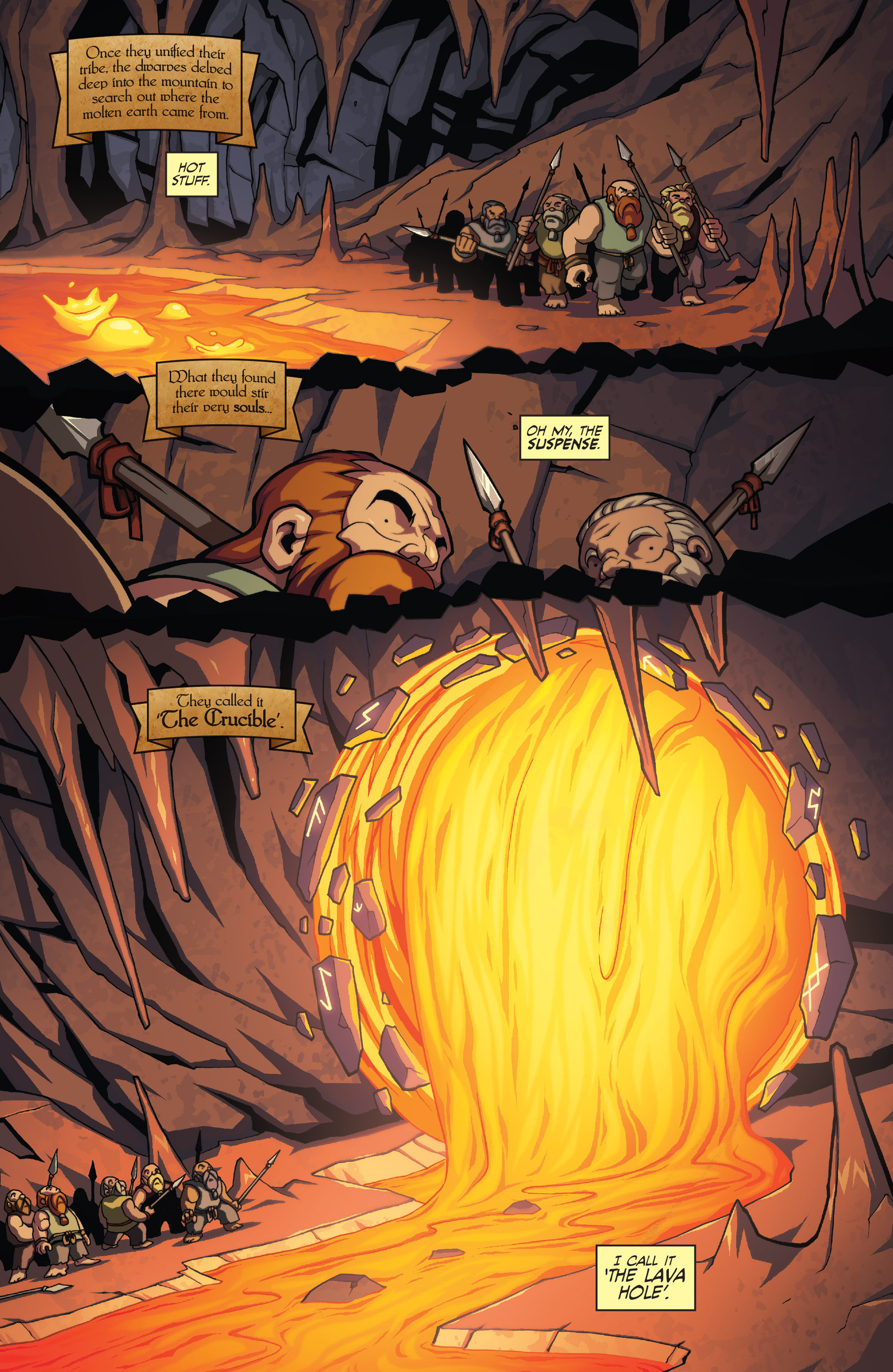 Read online Skullkickers comic -  Issue #26 - 8