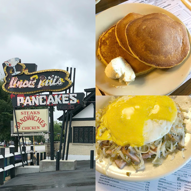 Uncle Bill's Pancakes St Louis Missouri