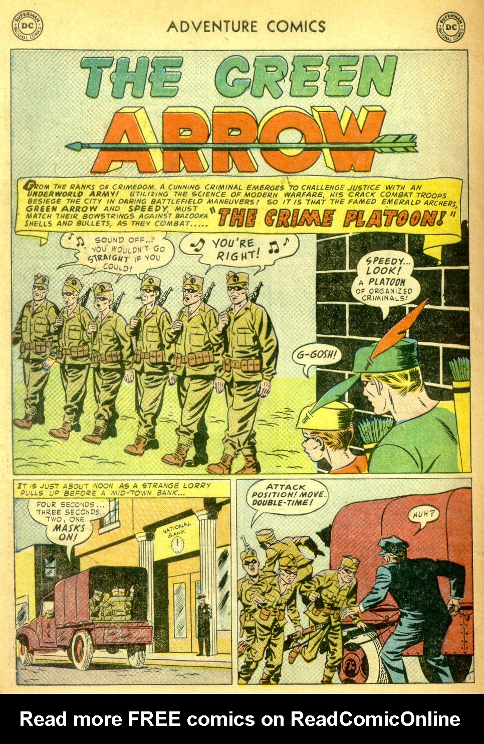 Read online Adventure Comics (1938) comic -  Issue #181 - 33