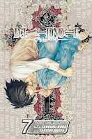 The seventh volume of the Death Note manga.