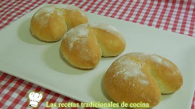 Receta fácil de pan casero de la huerta (pataquetas)