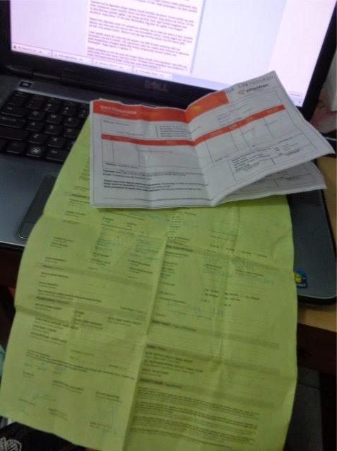 Form Pendaftaran Smartfren