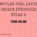 Bahasa Indonesia Kelas 8 - Soal Latihan Teks Iklan