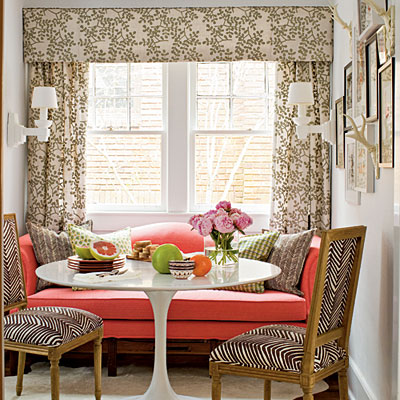 A Blind Pash Interiors Breakfast Nook