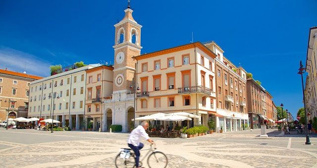 Roteiro de 1 dia em Rimini