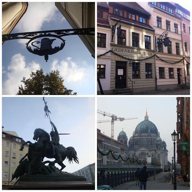 Nikolaiviertel - Berlim