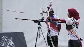 atlet Indonesia cetak sejarah Asian Games 2018