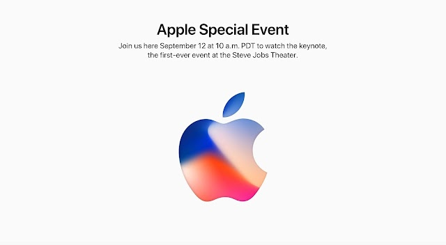 Apple's next iPhone event are going to be on September 12