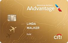 Cartão Citibank AAdvantage Gold