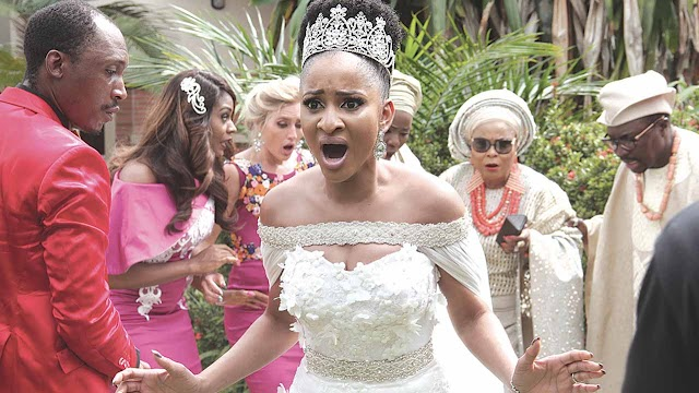 A boost for Nollywood with 'The Wedding Party' success