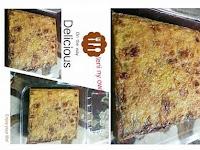 Resep Kue Maskuba Sederhana dan Praktis