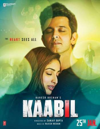 Kaabil 2017 Full Hindi Movie HDRip Free Download